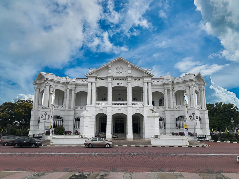 Ipoh City Hall IpohGo