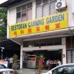 Restaurant Canning Garden