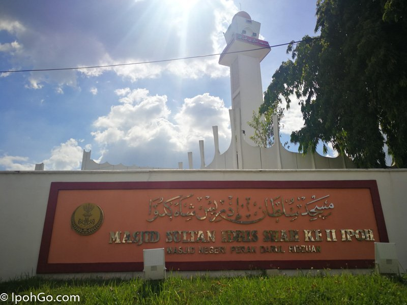 Sultan Idris Shah II Mosque